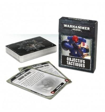 *[Warhammer 40000 V8] Cartes d'Objectifs Tactique
