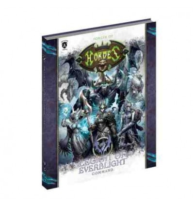 [Everblight] Command Book Hard Cover (V0)