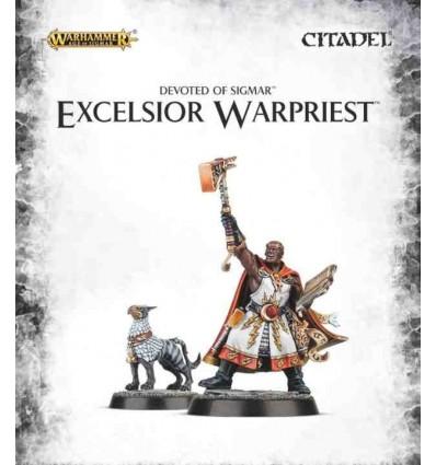 [Warhammer Quest] Excelsior Warpriest