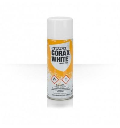 *Sous Couche Corax White GW*