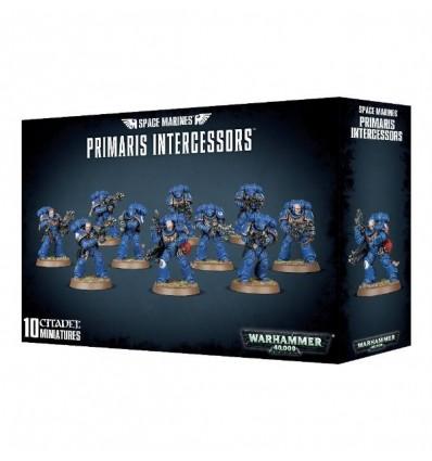 [Space Marines] Primaris Intercessors