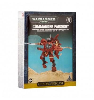 [Tau Empire] Commandeur Farsight
