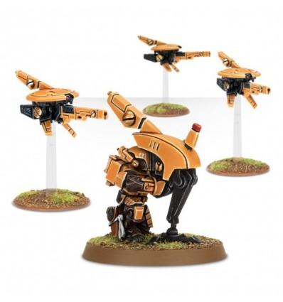 [Tau Empire] Equipe de Drones Snipers Tau