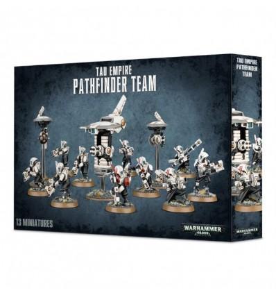 [Tau Empire] Pathfinder Team