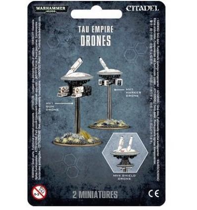 [Tau Empire] Tau Drones