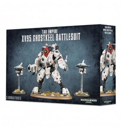 [Tau Empire] XV95 Ghostkeel Battlesuit