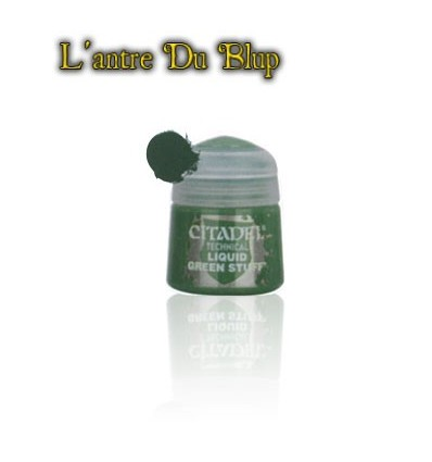 Technical Liquid Greenstuff