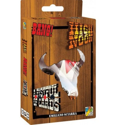 Bang : Extension High Noon & A Fistful of Cards