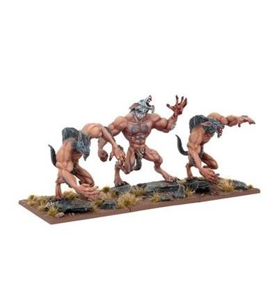 [Undead] Loups-garous (MGKWU17-1)