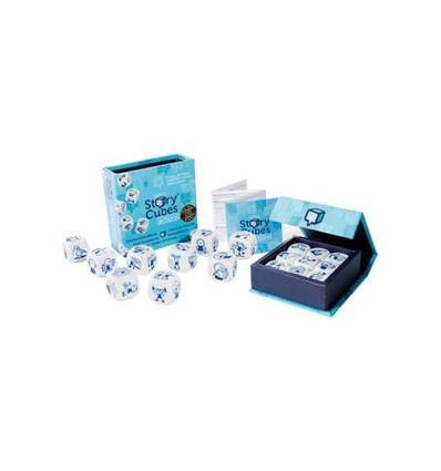 Story Cubes Bleu