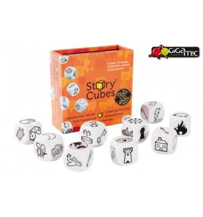 Story Cubes Orange