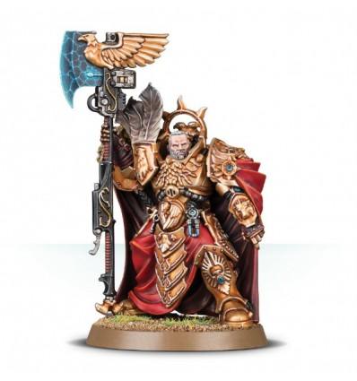 [Custodes] Captain General Trajann Valoris