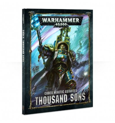 [Thousand Sons] Codex V8