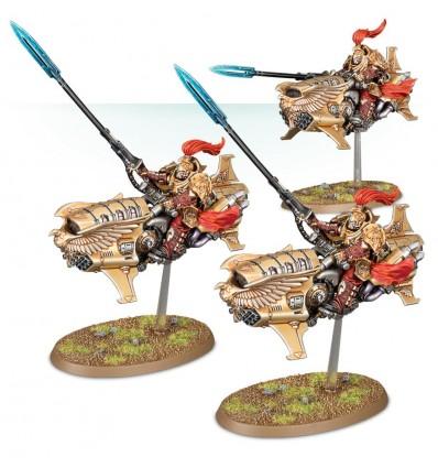 [Custodes] Vertus Praetors