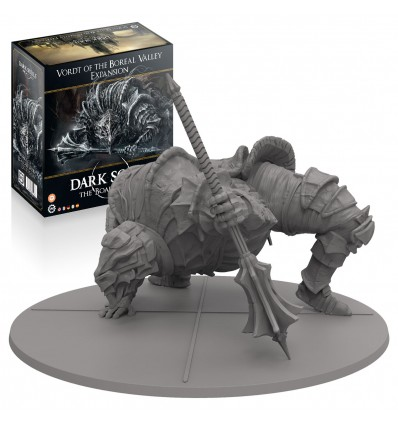 Dark Souls The Board Game - Vordt of the Boreal Valley Expansion