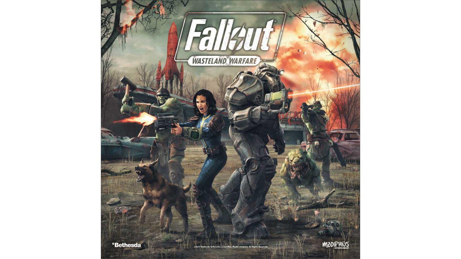 Fallout Jeu De Base Vo Dans L Antre Du Blup