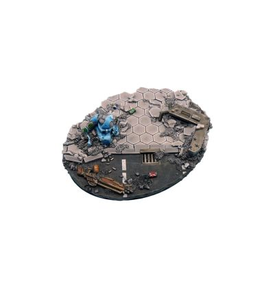 Urban Fight Bases, Ellipse 120mm (1)