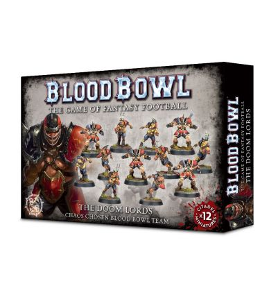 [Blood Bowl] The Doom Lords
