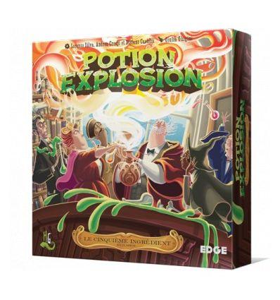 Potion Explosion : Le Cinquième Ingrédient