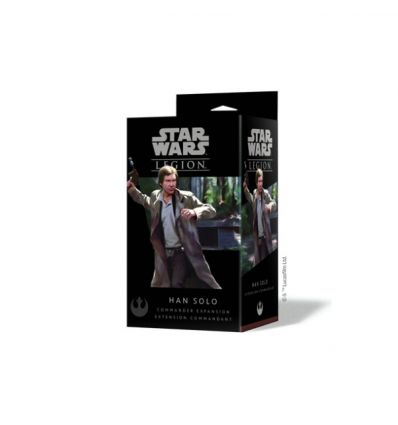 [Star Wars Legion] Han Solo