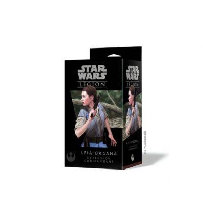 [Star Wars Legion] Leia Organa