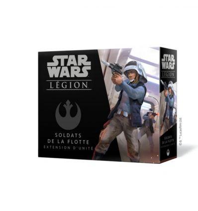 [Star Wars Legion] Soldats de La Flotte