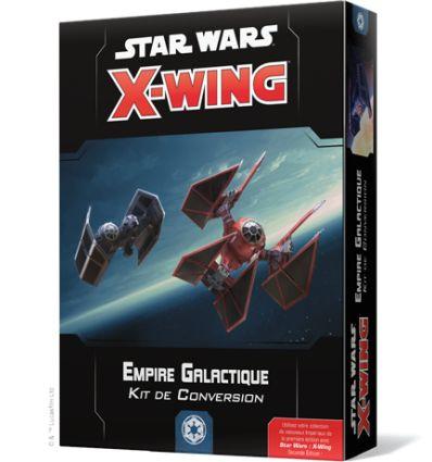 [Star Wars X-Wing 2.0] Kit de Conversion Empire V2
