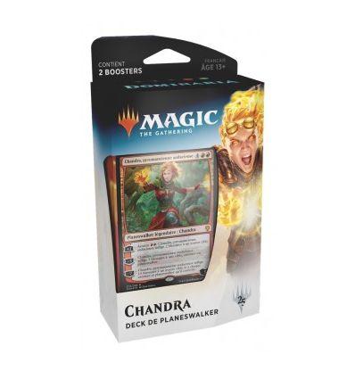 [Magic The Gathering] Dominaria Planewalker Deck Chandra