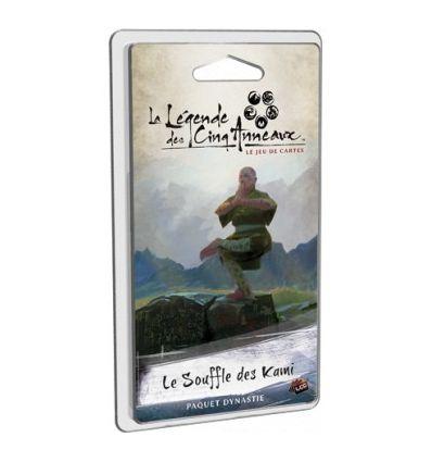 La Légende des Cinq Anneaux JCE : Le Souffle des Kami