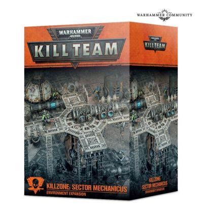 [Kill Team] Kill Zone: Sector Mechanicus