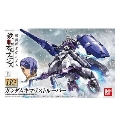Gundam HG 1/144 Kimaris Trooper