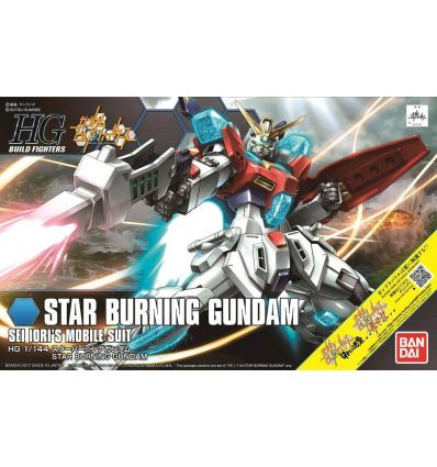 Gundam HG 1/144 Star Burning