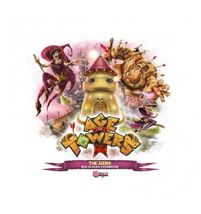 Ext. Age Of Tower : The Winx
