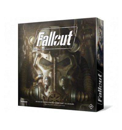 Fallout Le Jeu de Plateau