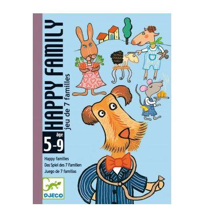 [Djeco] Happy Family : Jeu de 7 Familles