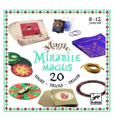 [Djeco] Mirabile Magus : Coffret Magie