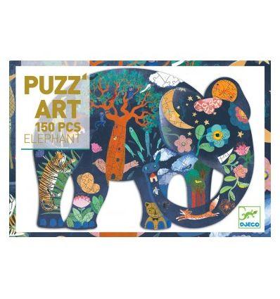 [Djeco] Puzzle Eléphant