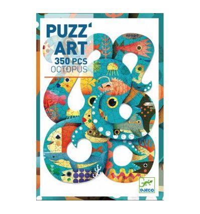 [Djeco] Puzzle Octopus