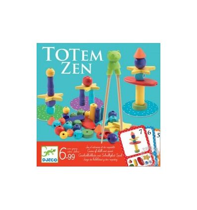 [Djeco] Totem Zen