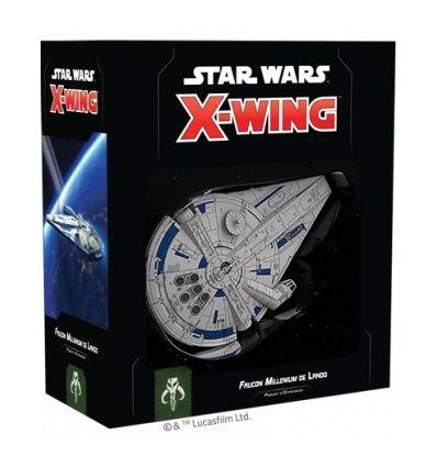 [Star Wars X-Wing 2.0] Faucon Millenium de Lando (Rebelles)