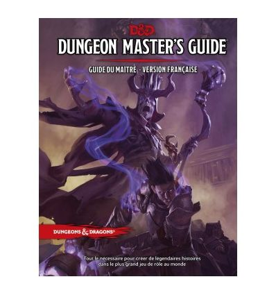 [D&D5] Le Guide Du Maître