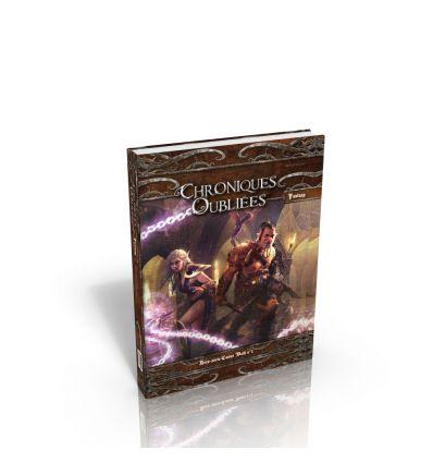 Chroniques Oubliées Fantasy : Ed. Deluxe (4e imp)