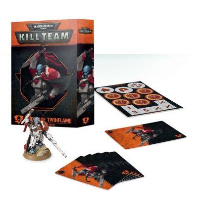 [Kill Team] Commander Fireblade Twinflame