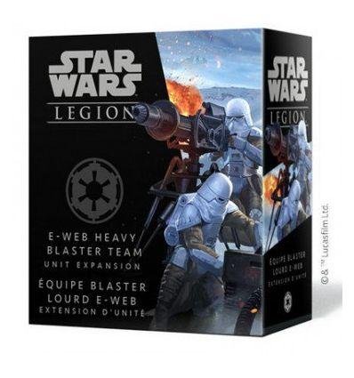 [Star Wars Legion] Équipe Blaster Lourd E-Web