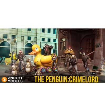 The Penguin : Crimelords