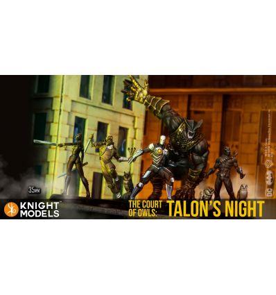 The Court of Owls : Talon's Night
