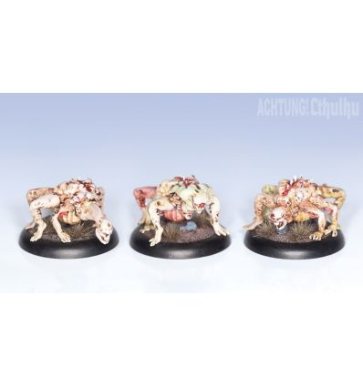 [Achtung! Cthulhu Miniatures] Mythos Creatures - Die Draugar