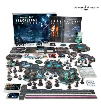[Warhammer Quest] Blackstone Fortress