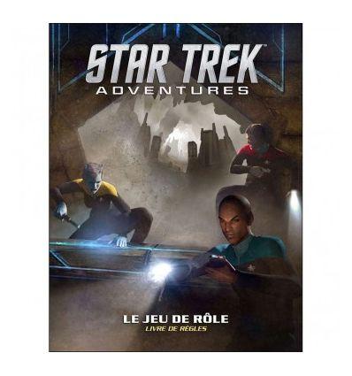 Star Trek Aventures : Livre de Règles