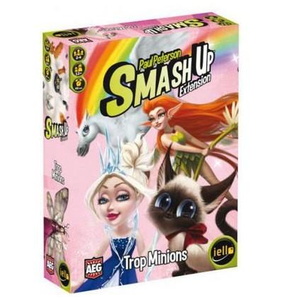 Smash Up : Extension Trop Minions !